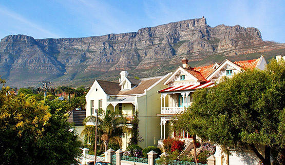 Cape Town guest houses.